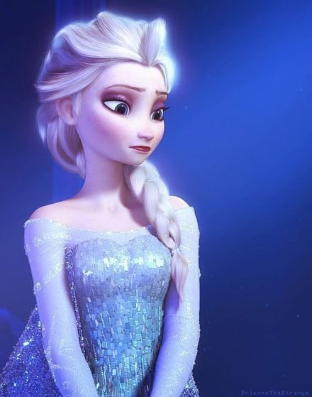 8. Elsa: I relate a lot to Elsa as I have struggled with anxiety for a long time. I like that she overcame that anxiety as I am learning to in my own life. I don't like how she shut her sister out, though.