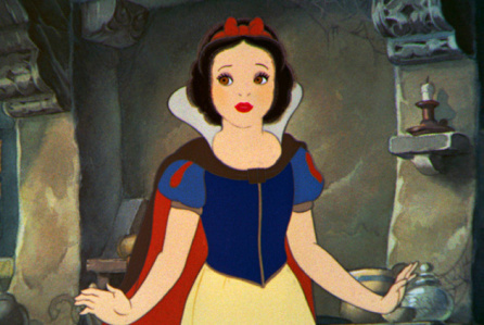 5. Snow White: I have recently come to appreciate Snow White's kindness and optimism.