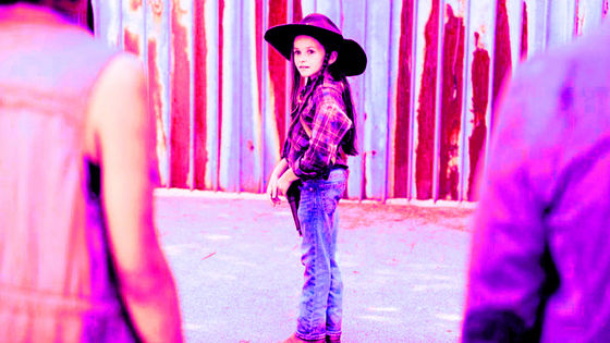 Judith, 9x06, Who Are u Now?