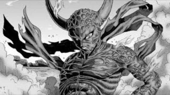 One cú đấm Man Season 2 Manga.