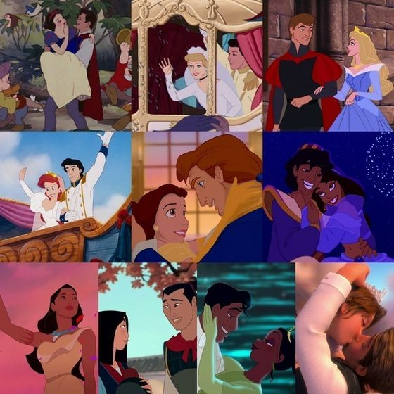 10 princesses, 10 stories, 10 musicals, 10 romances, 10 villains, 10 fully realized worlds. Sigh....those were the days.