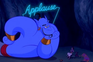 Applause to your suggestions, Genie!