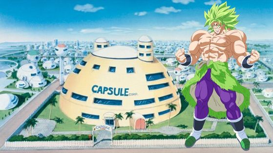 Majin Broly Legendary Super Saiyan ( Broly attempt to destroy Capsule Corp under Babidi's mind control but Vema is there to intervene. Vema transforms to Super Vema in the midst of the fight after being in Super Saiyan 1 form and continues to fight Brol