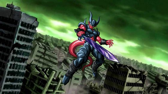 Dark Janemba (As Gogeta and Super Buu face off. A very strong Foe appear by the name of Dark Janemba. Super Buu shoots a energy ball at him and Dark Janemba teleport behind Super Buu turning him permanently into ashes. Gogeta and Dark Janemba start fighti