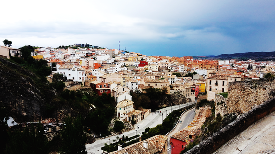 Erasmus+ studies in Cuenca, Spain