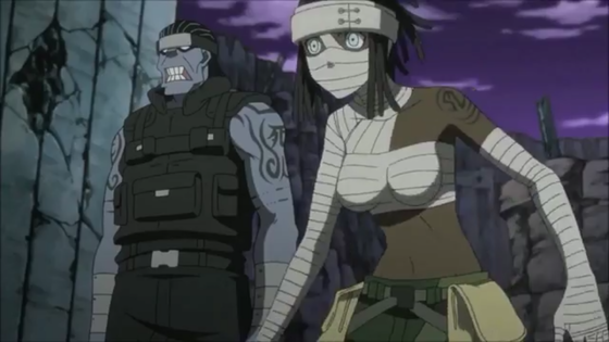 Soul Eater Sid Zombie and Mira Naigus.