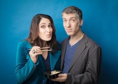 Constance Zaytoun and Marc Stuart Weitz