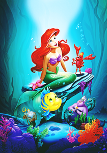 Walt Disney's 28th Animated Feature, The Little Mermaid (1989)