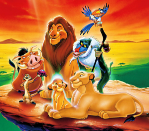 Walt Disney's 32nd Animated Feature, The Lion King (1994)