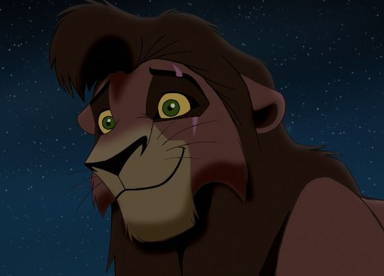 kovu her younger brother