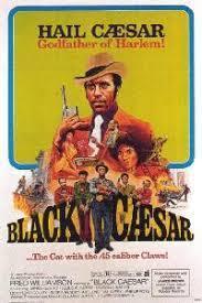 Black Caesar Movie Poster