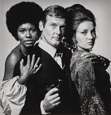 Sir Roger Moore And His LALD Co-Stars
