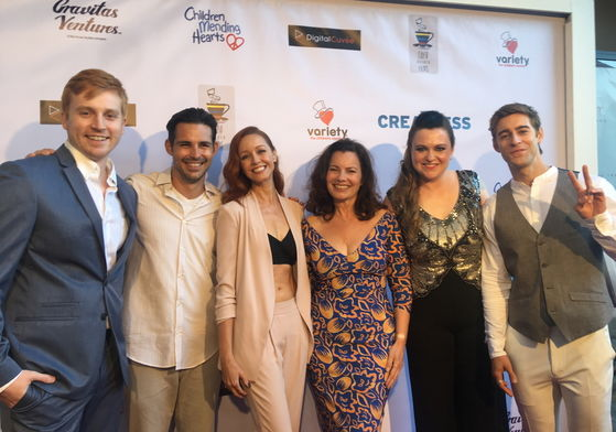"""The Creatress"" red carpet premiere"