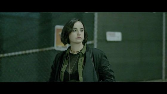 """Anna Frankl-Duval stars in """"The Resistance"""""""