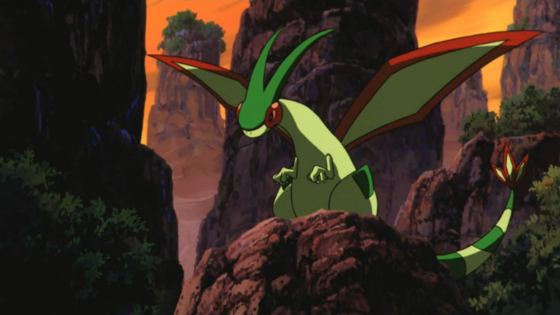 14. Flygon - Okay so maybe this one is wishful thinking but that won't stop me from wanting to see a Funko POP figure of Flygon.