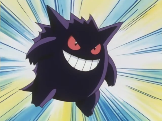 5. Gengar - Along with Mimikyu, Gengar is another Ghost type who should be a Funko POP figure if it isn't already.