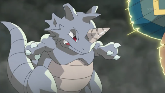 28. Rhydon - Along with Hitmonlee, Rhydon is another Pokemon i believe should be a POP figure. I would totally buy one if they made one.