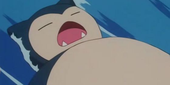 20. Snorlax - Let's be honest here; who wouldn't want a POP figure of Snorlax? I know i would!