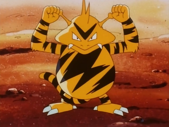 18. Electabuzz - Just like Jolteon, Electabuzz is another Pokemon who should be a Funko POP figure if it isn't already.