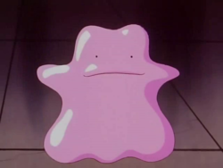 2. Ditto - Yet another pink colored Pokemon i would love to see a Funko POP figure of.