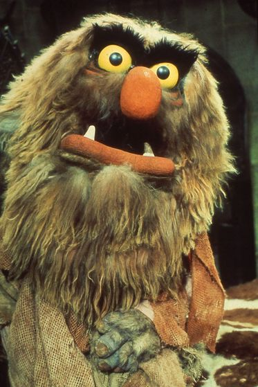 7. Sweetums - Much like the afermentioned Scooter, Sweetums is another Muppet who would be great to see in Disney Emoji Blitz.