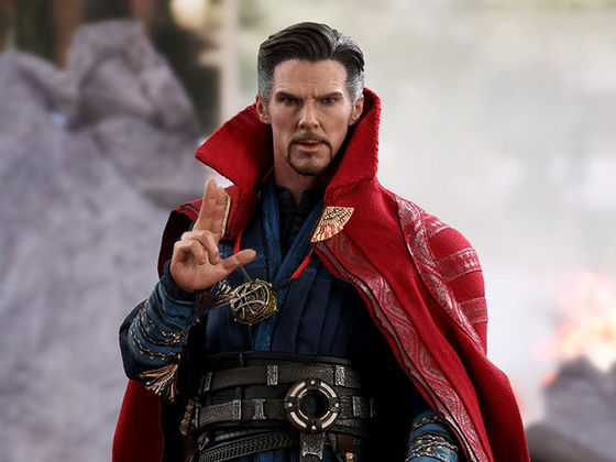 18. Doctor Strange - Along with the afermentioned Mantis, Doctor Strange is another Marvel character who would be great to see in Disney Emoji Blitz.
