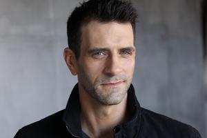 actor Patrick Zeller