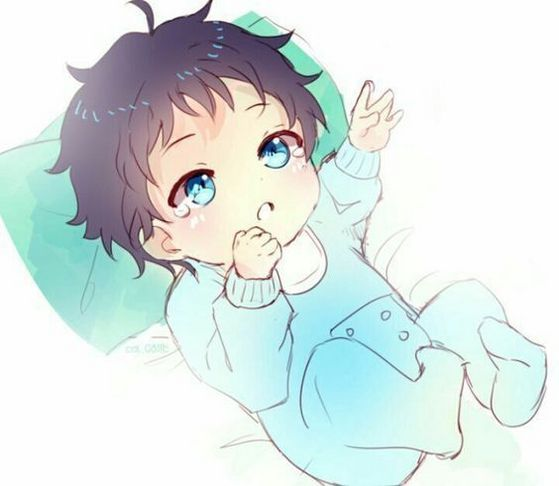 Baby Alexie Romanov II (~6 months old to date)