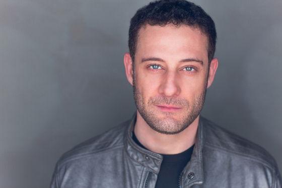 Actor Ariel Eliaz