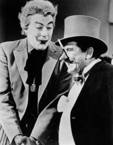 Joker and Penguin, the best of フレンズ
