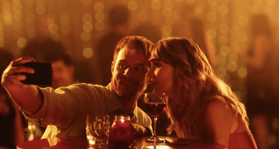 Bryan McClure, Natasha Esca in 'In Other Words'