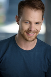 Actor Bryan McClure