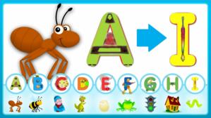 A-I Revïew Song (UpperCase) | Super Sïmple ABCs