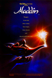 Walt Disney's 31st animated feature, Aladdin (1992)