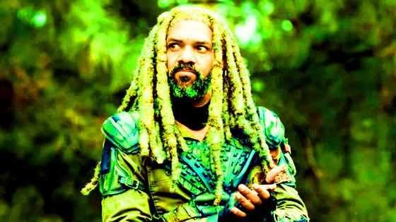 Khary Payton as Ezekiel, Splinter, 10x20