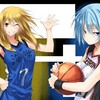 Me, Kurokocchi and Aidacchi!!! &lt;333