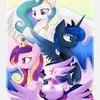 My little pony friendship is magic princesses