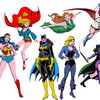 Female Comic Book Heroes