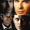 Damon & Alaric // Dean & Castiel