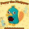 Perry The Platypus Fan Club