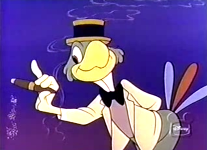 Surprise to no one, my 가장 좋아하는 디즈니 character is José Carioca, from Saludos Amigos and Three Caba