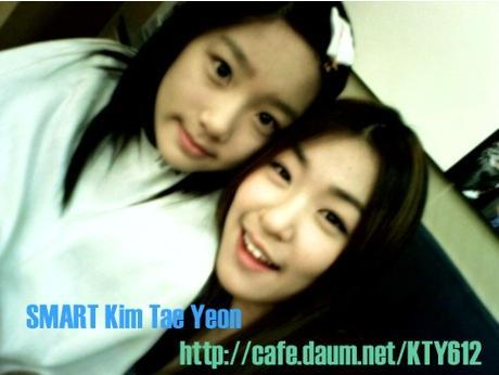 I think it's TaeNy because they are close since trainee days