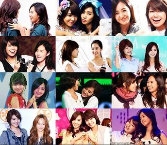 Taeyeon: sunny tiffany sooyoung yoona yuri hyoyeon Jessica: tiffany yoona yuri sooyoung hyoyeon Sun