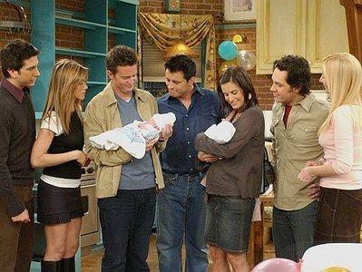 Day 22 - Favorite series finale  Friends