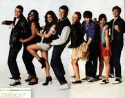 Day 4: Your favorite show ever.   I would have to go with Glee.