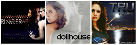 Day 1 - A show that should have never been cancelled  A tie between Dollhouse, Tru Calling, and Rin