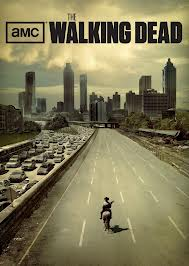 Day 25 - A show you plan on watching (old or new)  The Walkind Dead ( I have only seen the first se