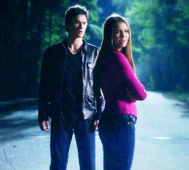 Day 26 - OMG WTF? Season finale  The Vampire Diaries 3x22 (Elena choosing Stefan & then dying, + Da