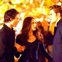 Day 29 - Current tv show obsession  The Vampire Diaries