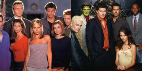 <b>Day 01 - A show that should have never been canceled:</b> Angel  <b>Day 02 - A show that you wish